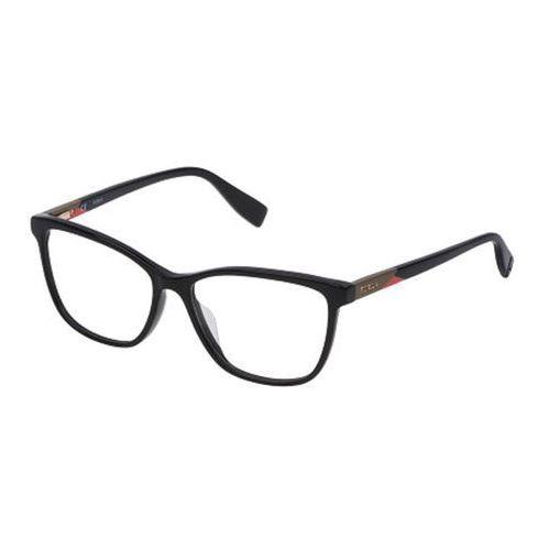 Okulary korekcyjne vfu130 700y marki Furla