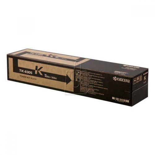 Kyocera oryginalny toner tk8305k, black, 25000s, 1t02lk0nl0, kyocera 3050ci,3550ci,3051ci marki Kyocera mita