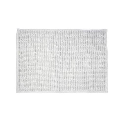 Dywanik łazienkowy parma 40 x 60 cm biały marki Sepio