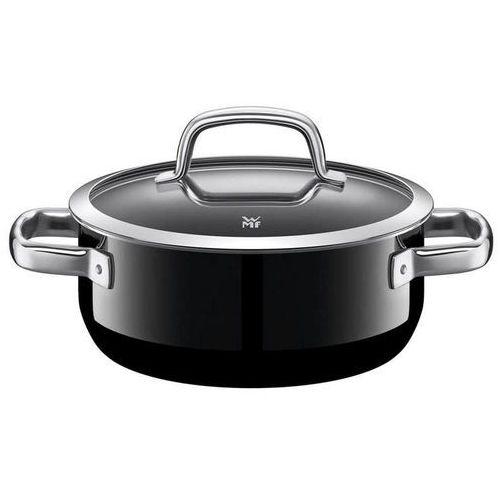 WMF Fusiontec garnek 20cm, 2,4l z pokrywą, czarny (4000530702722)