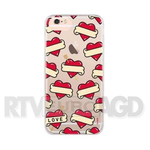 Flavr iplate hearts iphone 6/6s/7/8 (kolorowy) (4029948059150)
