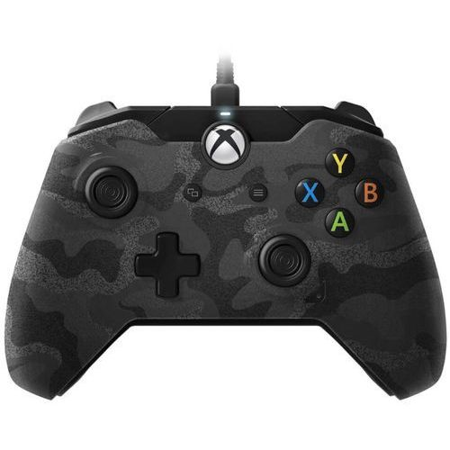 Pdp camo wired controller xbox one marki Microsoft