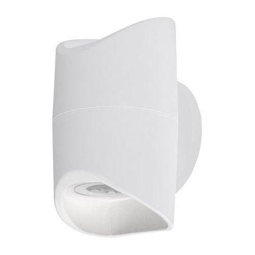 Eglo 95075 kinkiet ogrodowy abrantes biały (9002759950750)