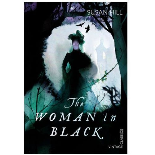 woman in black susan hill