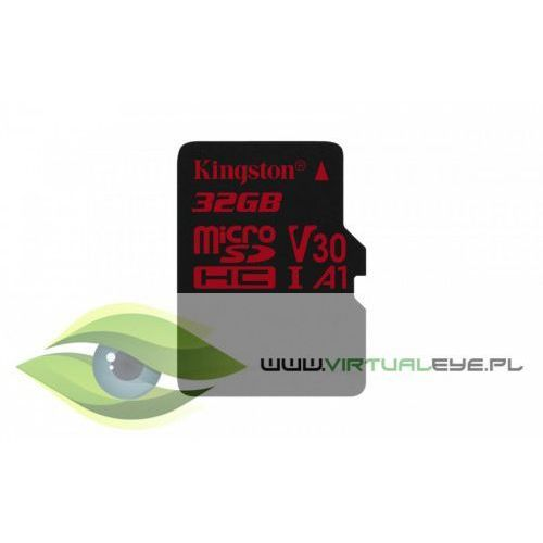Kingston microSD 32GB Canvas React 100/70MB/s U3 UHS-I V30 A1