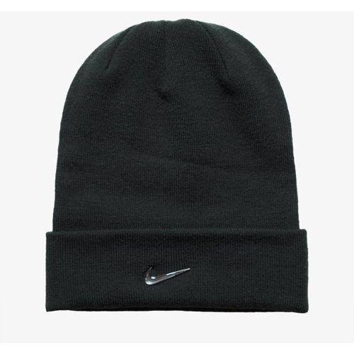 czapka zimowa nike swoosh beanie blue marki Nike