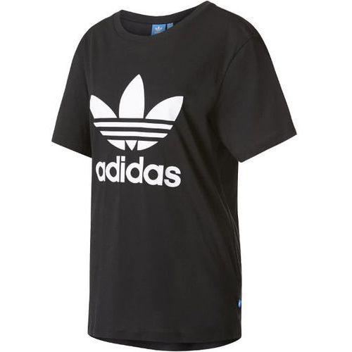 Koszulka adidas Boyfriend Trefoil Tee AJ8351, kolor czarny