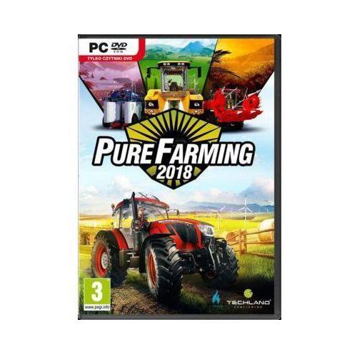 OKAZJA - Pure Farming 2018 (PC)