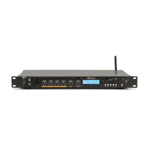 Power Dynamics PDC75 Odtwarzacz multimedialny 3x wejście RCA 2x wyjście XLR Bluetooth kolor czarny (8715693294842)