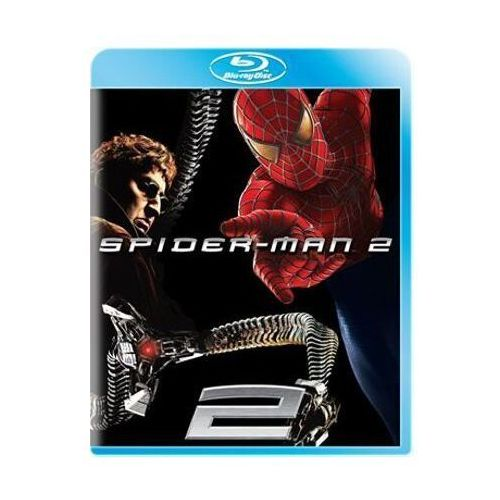 Spider-Man 2 (deluxe) Blu-ray Disc (5903570068676)