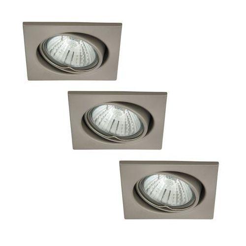 Rabalux 1134 - set 3x oprawa spot light 3xgu10/50w/230v (5998250311340)