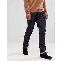 Nudie jeans co dude dan straight fit jean dry comfort dark - navy