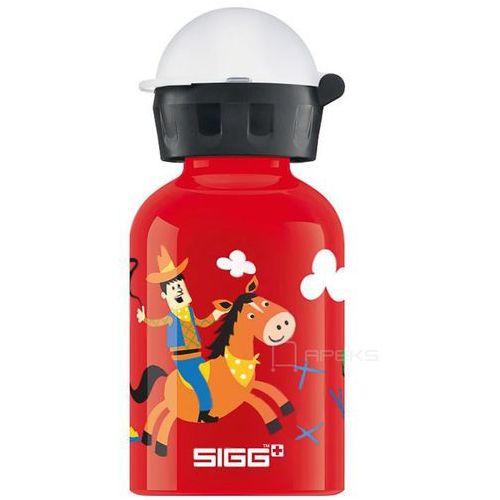 Sigg kids cowboy butelka / bidon 0.3l dla dzieci - cowboy