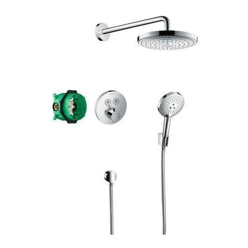 Raindance Select S Hansgrohe zestaw prysznicowy podtynkowy - 27297000, 27297000