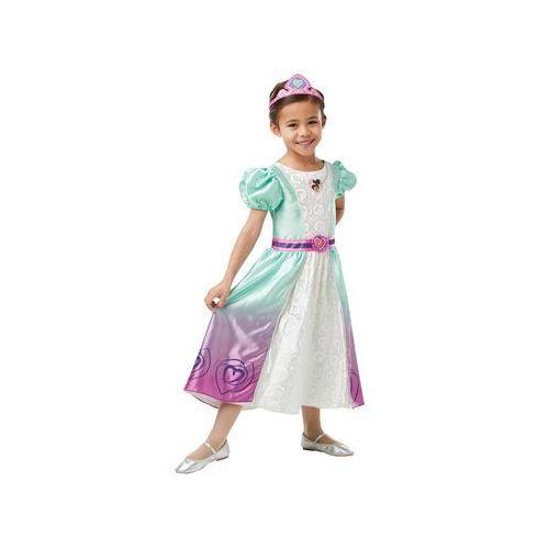 Kostium księżniczka nella deluxe - roz. toddler marki Rubies