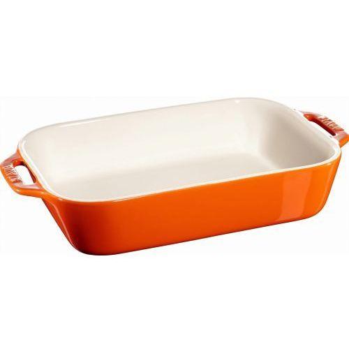 Staub naczynie do pieczenia pomarańczowe 27cm (4009839317149)