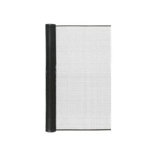 Nortene Siatka plastikowa 1 x 5 m antracytowa square