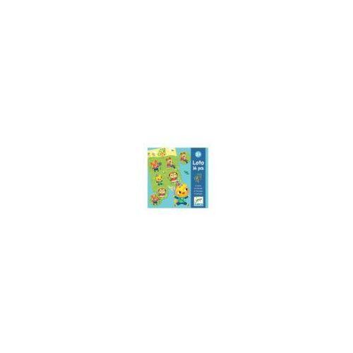 Gra edukacyjna lotto przyjaciele  + 2 lata marki Djeco