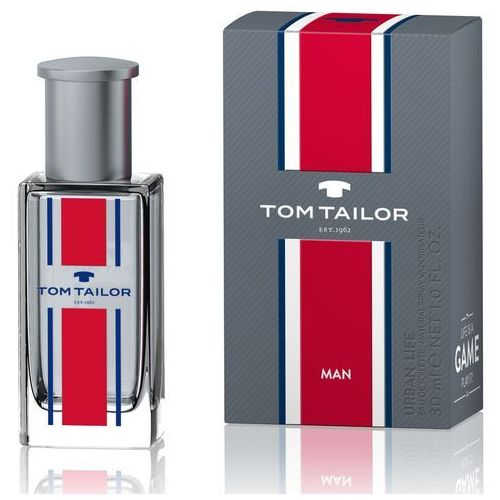 Tom Tailor Urban Life Men 30ml EdT