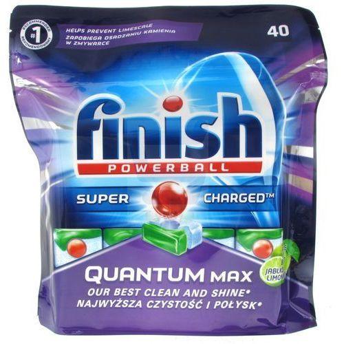 Tabletki FINISH Quantum Max 40 szt. cytrynowe