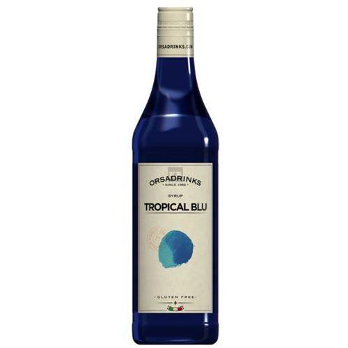 Syrop ODK Tropical Blue - Tropikalny Blue 750ml (8057829310164)