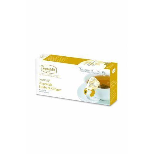 Ronnefeldt Herbata ziołowa ayurveda w saszetkach