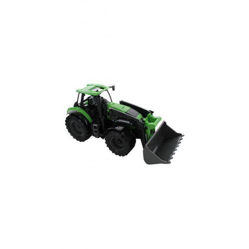 Worxx Traktor z łyżką Deutz-Fahr 45 cm (4006942835409)