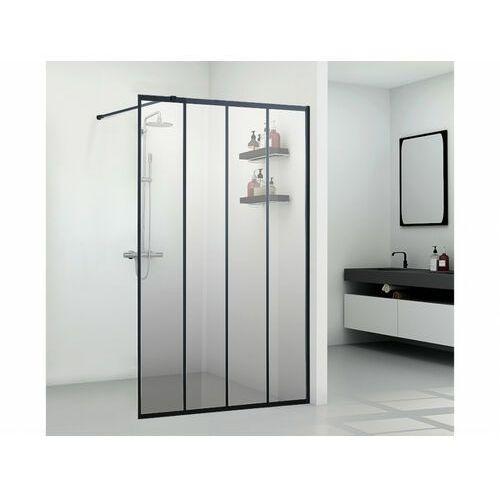 Vente-unique Ścianka prysznicowa w industrialnym stylu atalia - 120*200 cm