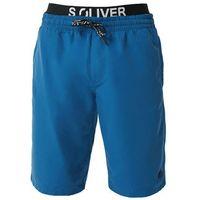 s.Oliver kąpielówki męskie S niebieski