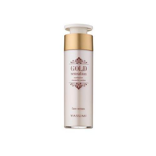 gold sensation serum do twarzy z cząstkami złota 50+ od producenta Yasumi