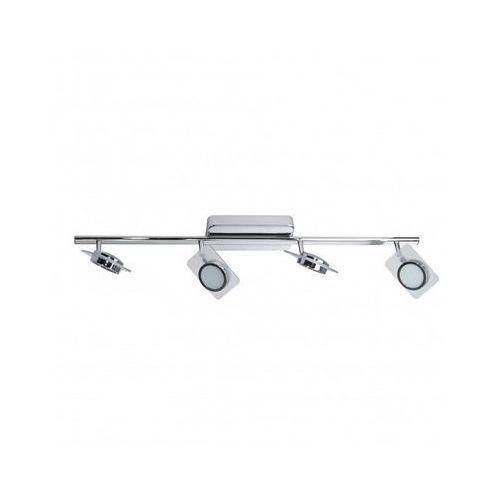 Plafon LAMPA sufitowa TINNARI 91635 Eglo regulowana OPRAWA metalowa LED 30W listwa chrom