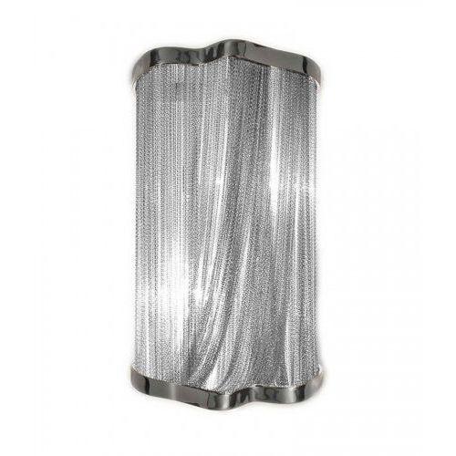 King home Kinkiet atlanta wall 2 - aluminium, stal
