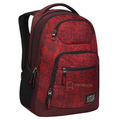 Ogio Tribune 17 plecak na laptopa 17'' / czarno - czerwony - Red Genome