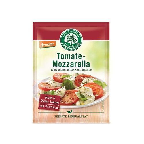 Sos sałatkowy w proszku pomidory i mozzarella bio 3 x 5 g - lebensbaum marki Lebensbaum (przyprawy, herbaty, kawy)