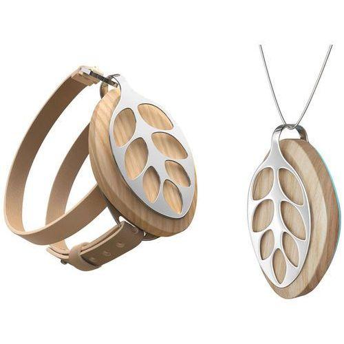 leaf inteligentna biżuteria monitor aktywności łańcuszek bransoletka marki Bellabeat