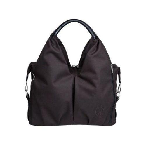 Lässig L'ssig torba na akcesoria do przewijania green label neckline bag kolor czarny