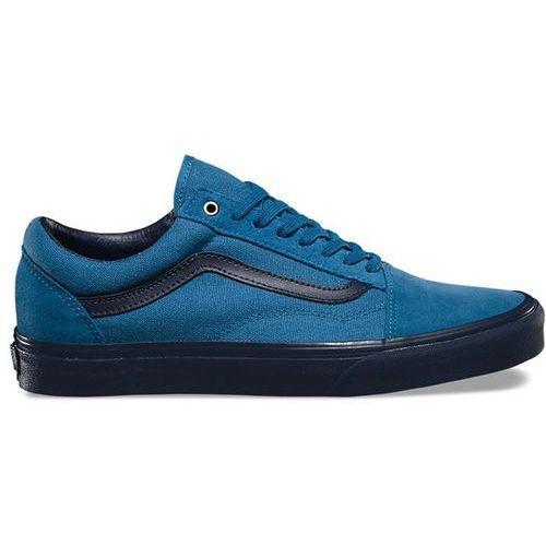 buty VANS - Old Skool (C D) Blue A (MOK) rozmiar: 40