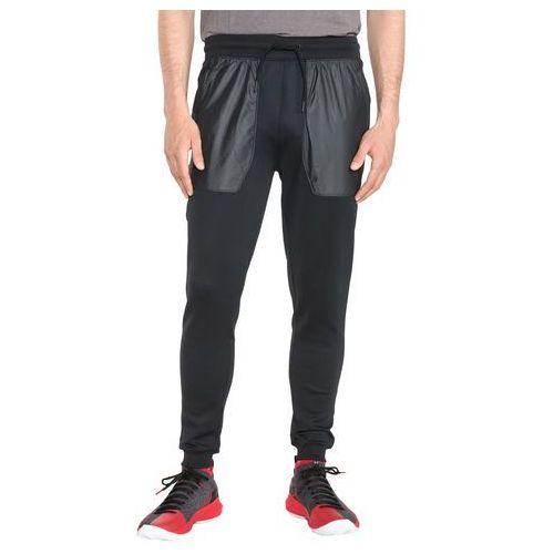 Under Armour Utility Knit Spodnie dresowe Czarny L, kolor czarny