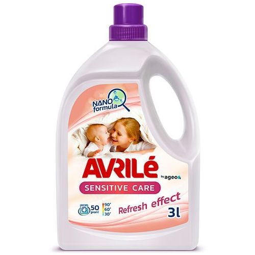 AvrilÉ sensitive care żel do prania dla skóry wrażliwej, 50 prań marki Avrile