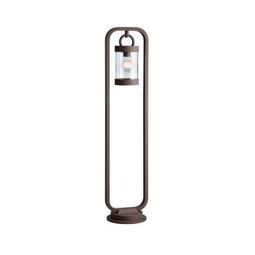 sambesi 404160124 lampa stojąca zewnętrzna ogrodowa ip44 1x28w e27 miedziany marki Trio