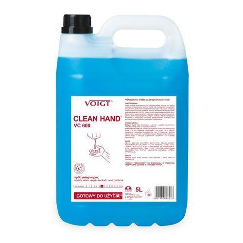 Voigt Mydło haccp clean hand 5l vc600 niebieskie do hotelu, restauracji, biura