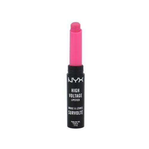 NYX Professional Makeup High Voltage pomadka 2,5 g dla kobiet 03 Privileged