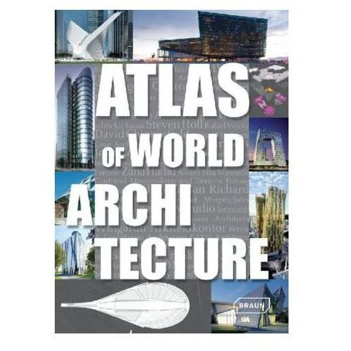 Atlas of World Architecture (9783037681275)