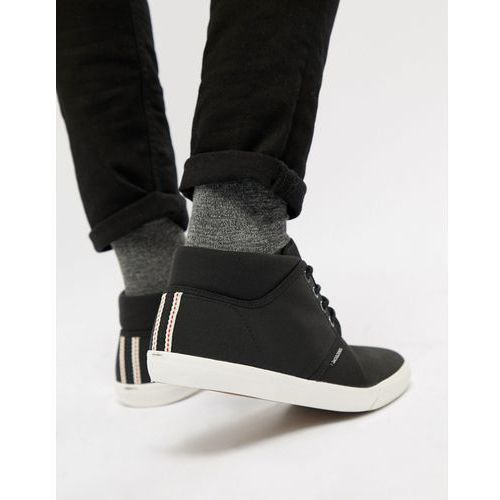 mid top trainer - black, Jack & jones