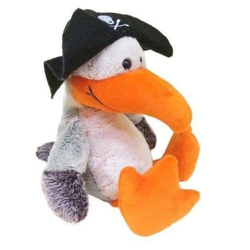 Beppe, maskotka Mewa w czapce Pirata