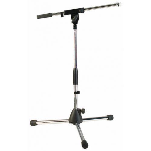 20771 nk statyw mikrofonowy, średni 70cm, nikiel marki Rockstand