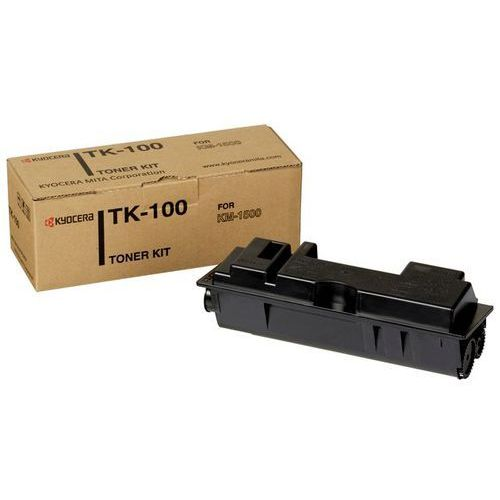 Wyprzedaż Oryginał Toner Kyocera TK-100 do KM-1500   6 000 str.   czarny black
