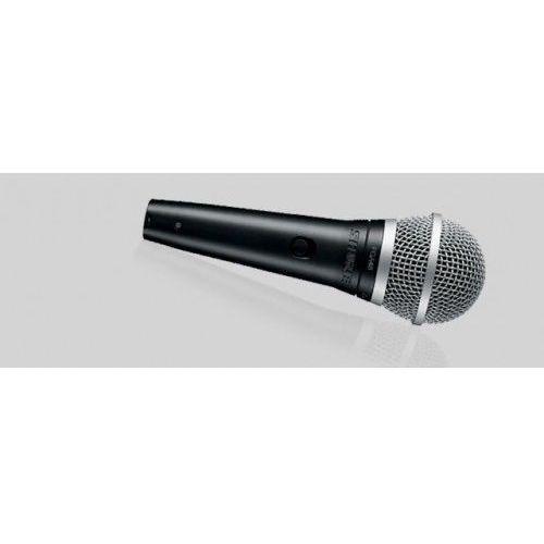 - pga 48-xlr-e mikrofon dynamiczny marki Shure