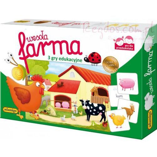 Wesoła farma Loteryjka obrazkowa, 9425