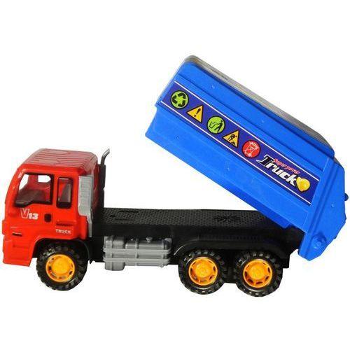 Swede Zabawka ciężarówka śmieciarka g804